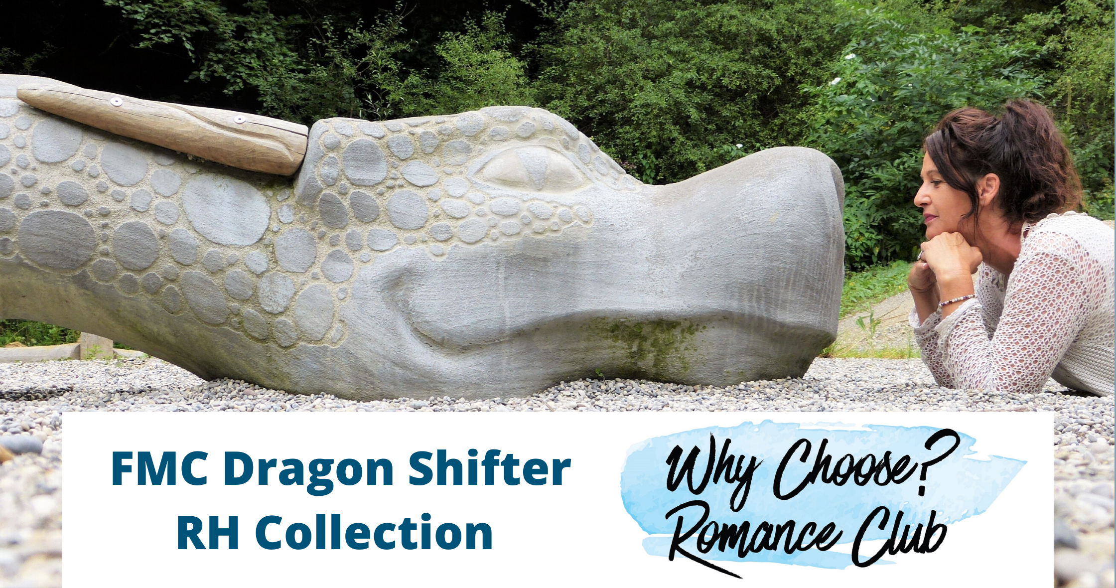female main character dragon shifter RH collection